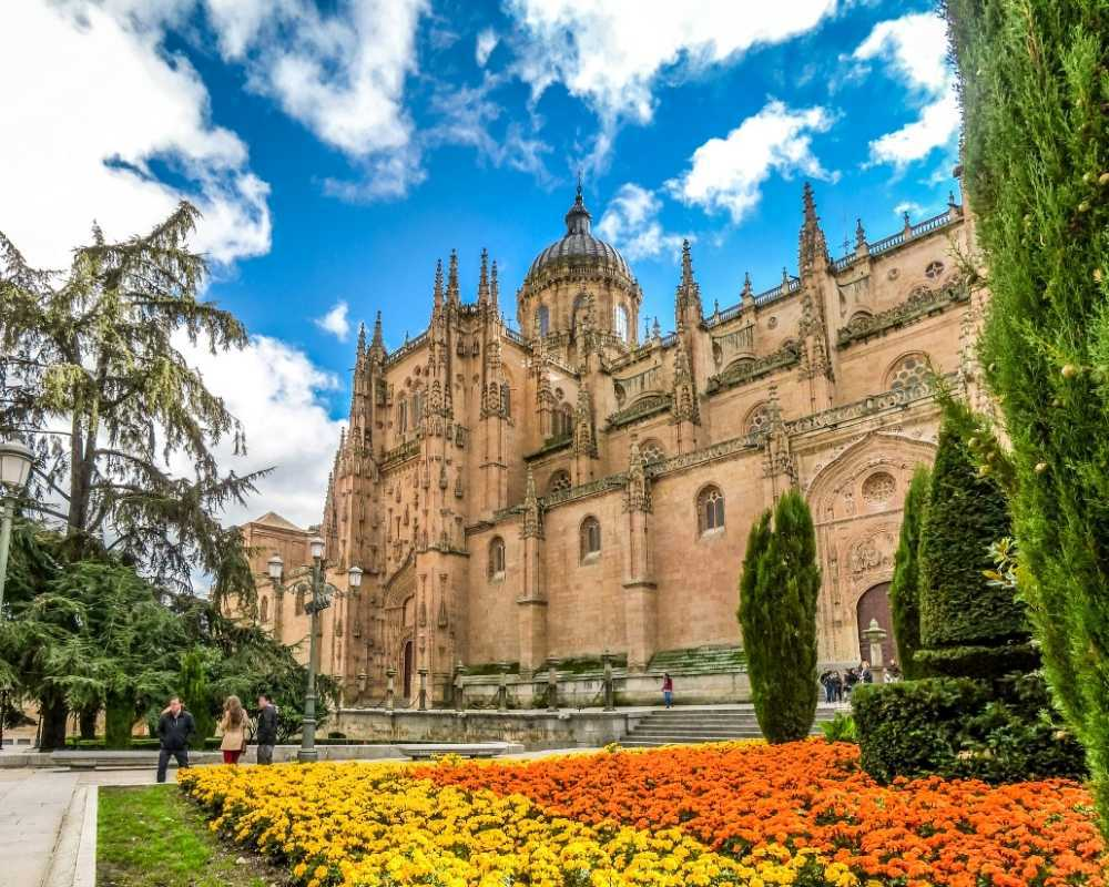 Cathedral School Salamance Spain