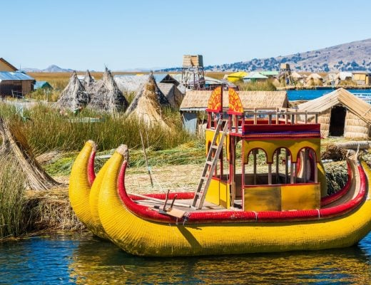 Best Places to See in Peru