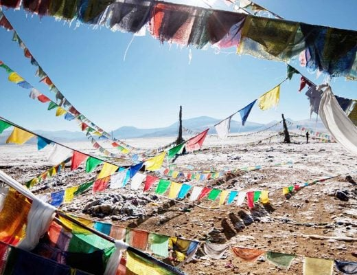 How to Travel to Tibet From The US