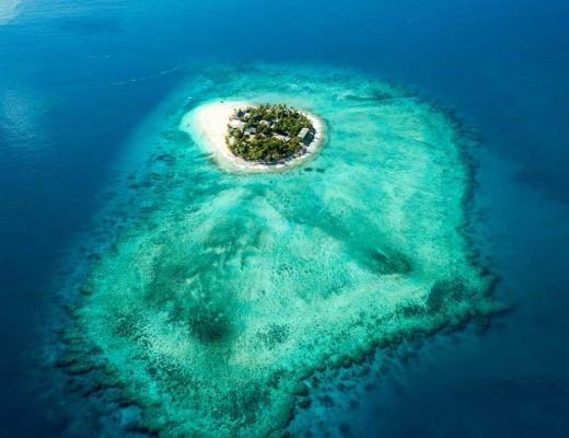 The Smallest Islands in The World