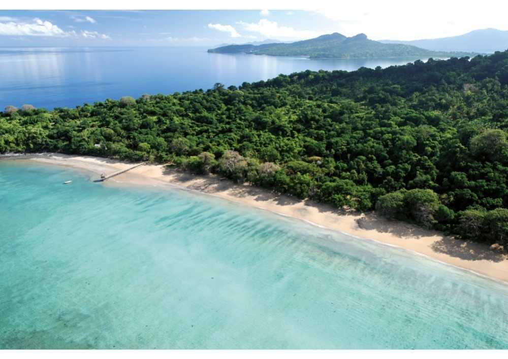 Places to visit in Mayotte Indian Ocean Beach