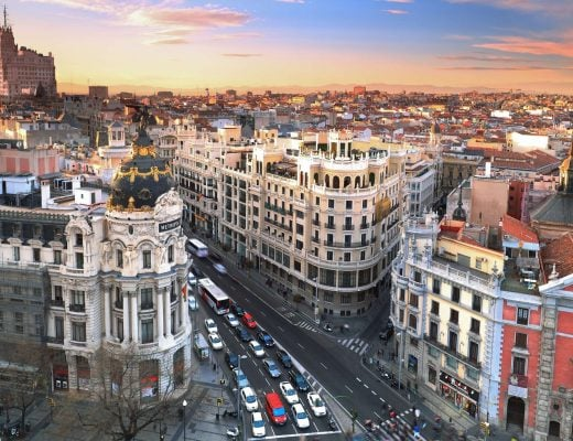 Where to Stay in Madrid Based On Your Budget
